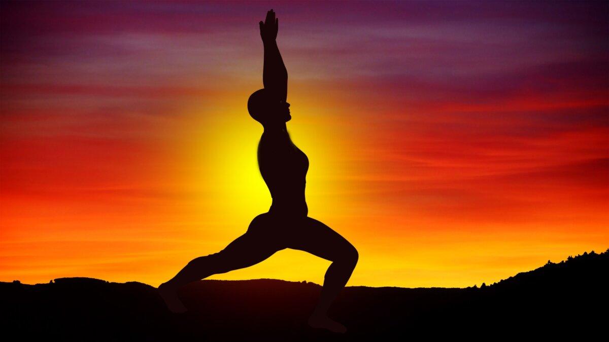 Hot Yoga meets Social Distancing