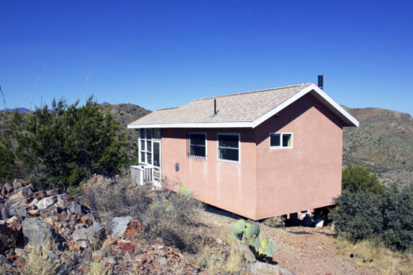Diamond Mountain Retreat Center karuna